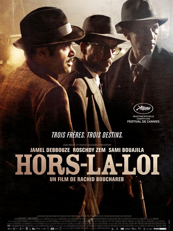 """HORS LA LOI"" avec Djamel Debbouzze"