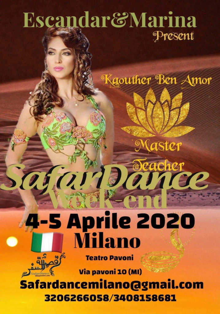 Safar Dance Week-end 2020
