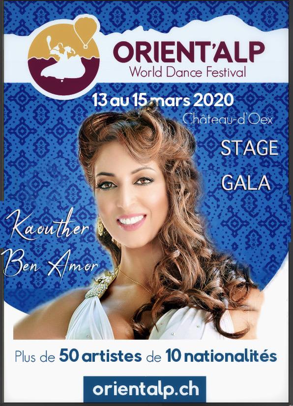 Orient'Alp – World Dance Festival 2020